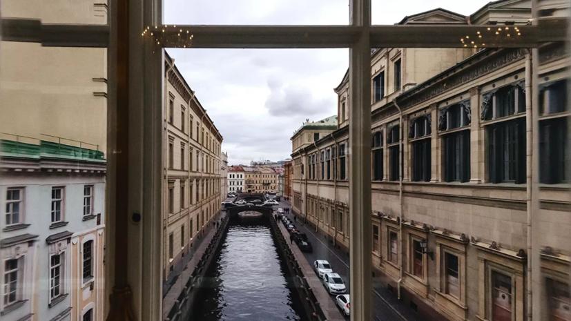 В Петербурге установлен 138-летний температурный рекорд