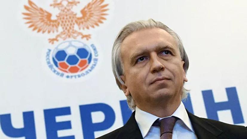 Дюков высказался о проблеме с формой сборной России
