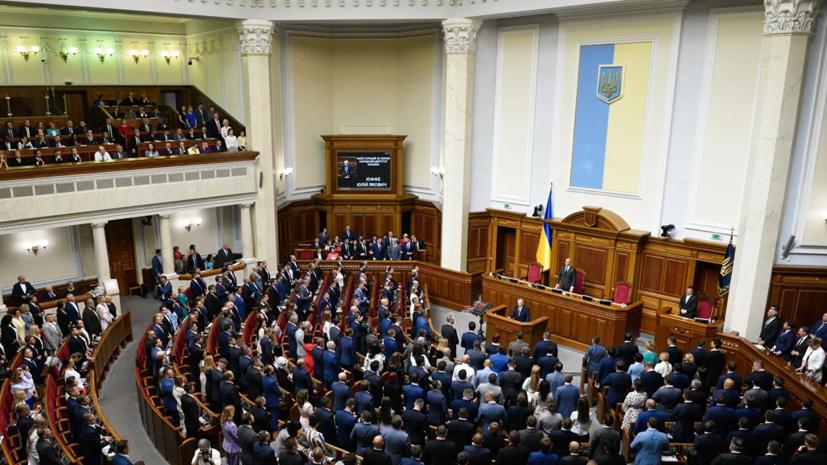 Депутаты Рады поддержали демонополизацию спиртовой отрасли