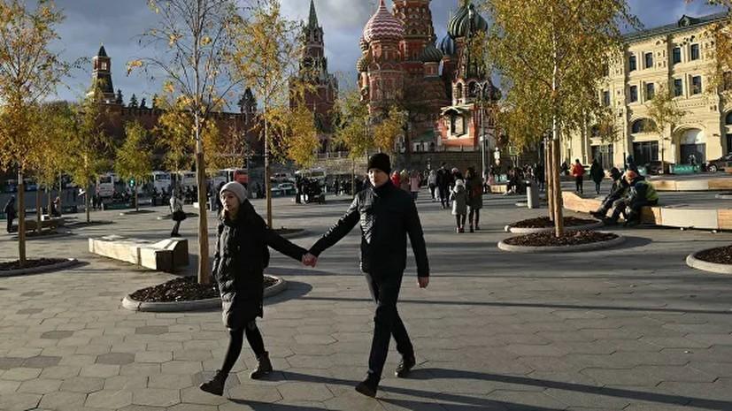 Синоптики спрогнозировали отсутствие осадков в Москве в ближайшие дни