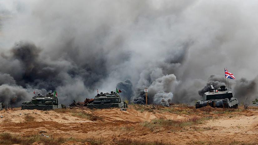 Фантомная опасность: в НАТО предложили пересмотреть политику альянса из-за «гибридных угроз»