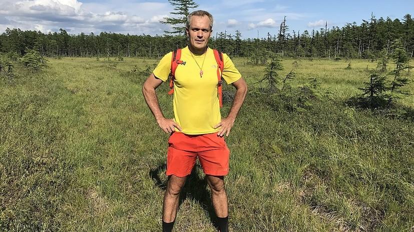 Ультрамарафонец рассказал о желании пробежать 60 км в Сибири при -60 °C