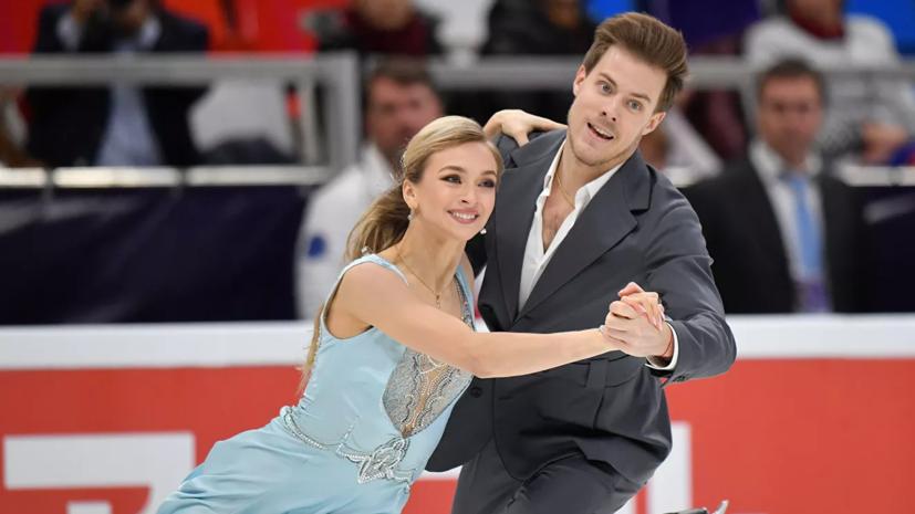 Кацалапов заявил, что доволен прокатом в ритм-танце на этапе Гран-при в Москве