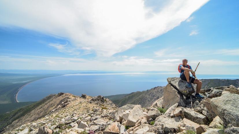 Ерохин рассказал о встрече с медведем во время прохождения Сахалина