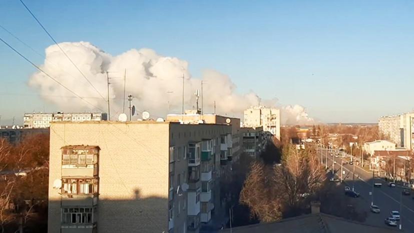 «Двое сапёров получили ранения, несовместимые с жизнью»: на военных складах Харьковской области произошла серия взрывов