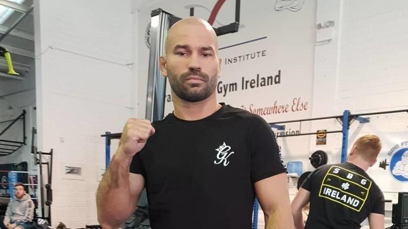 Лобов рассказал о своём заработке после ухода из UFC