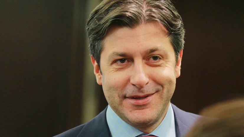 Хачатурянц рассказал о своих задачах на посту председателя судейского комитета РФС