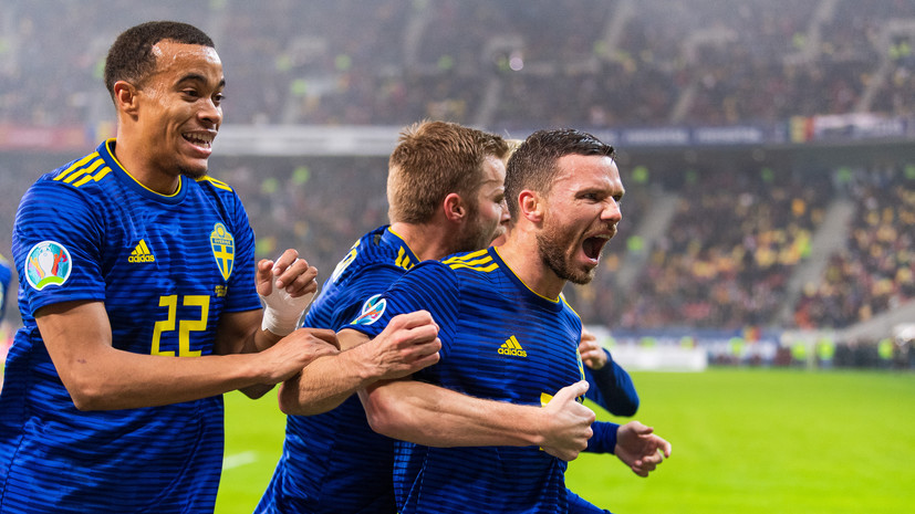 Исторический успех Финляндии, девятая победа Италии и гол нападающего «Краснодара»: обзор отборочных матчей Евро-2020