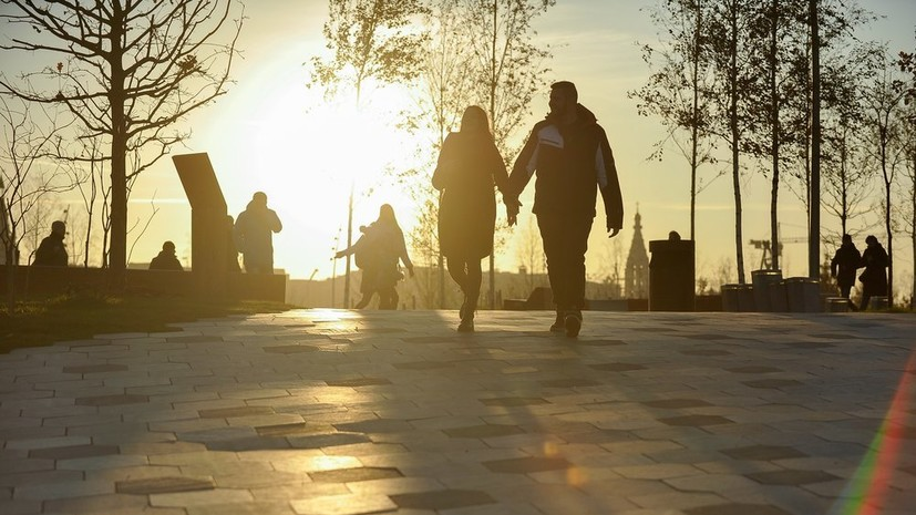В Москве 16 ноября ожидается до +6 °С
