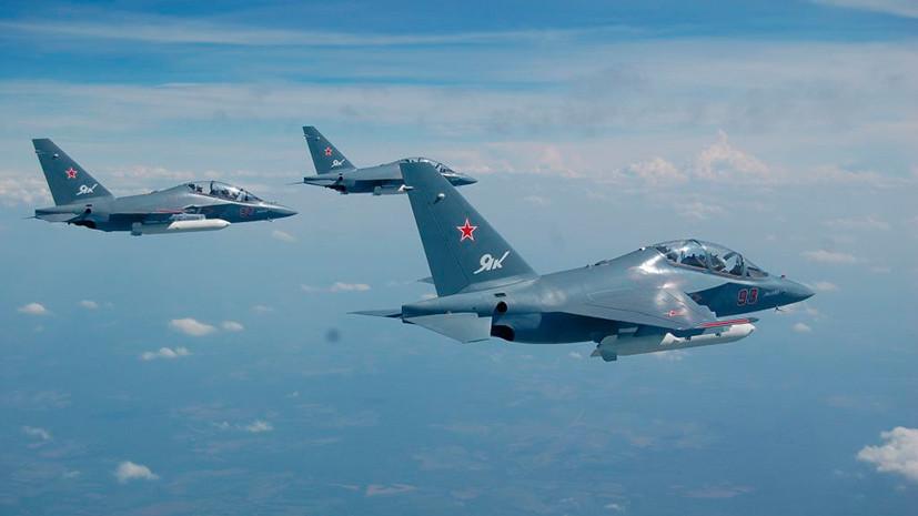 «Незаменим для подготовки к боевым миссиям»: каковы экспортные перспективы российского самолёта Як-130