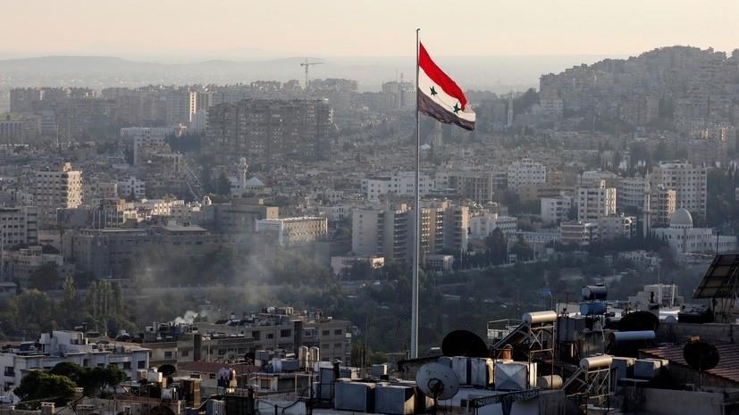СМИ: При взрыве в Сирии погибли 15 человек