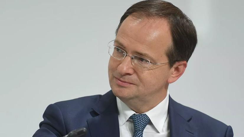 Мединский объявил , что Фонд кино несправляется спродвижением русского  кинематографа