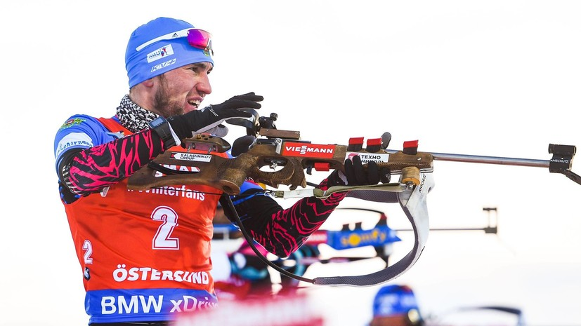 Опубликован состав сборной России по биатлону на стартовые этапы КМ