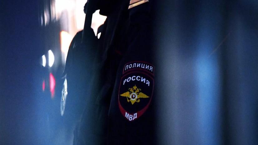 В Москве у бизнесмена в гостинице похитили $100 тысяч