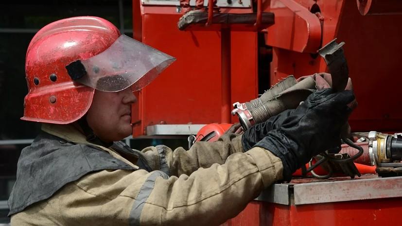 Четверо пострадали при обрушении здания в Саратовской области