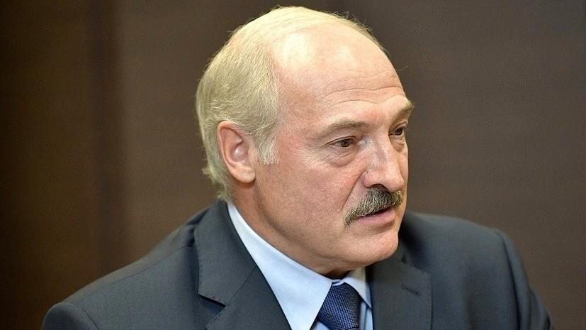Лукашенко объявил о планах участвовать в выборах в 2020 году