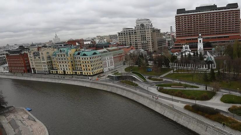 Вильфанд предупредил о «необычно высоком» давлении в Москве