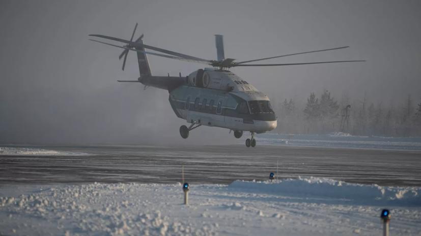 Мантуров заявил о заинтересованности ОАЭ вертолётами Ми-38