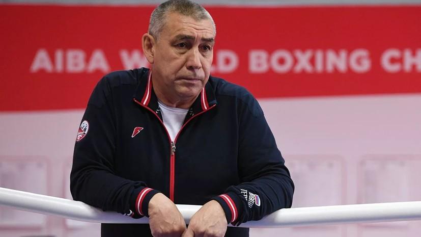 Главный тренер сборной России подвёл итоги ЧР по боксу