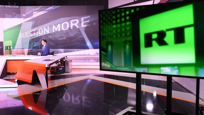 В Британии заявили о популярности материалов RT и Sputnik перед референдумом о брексите
