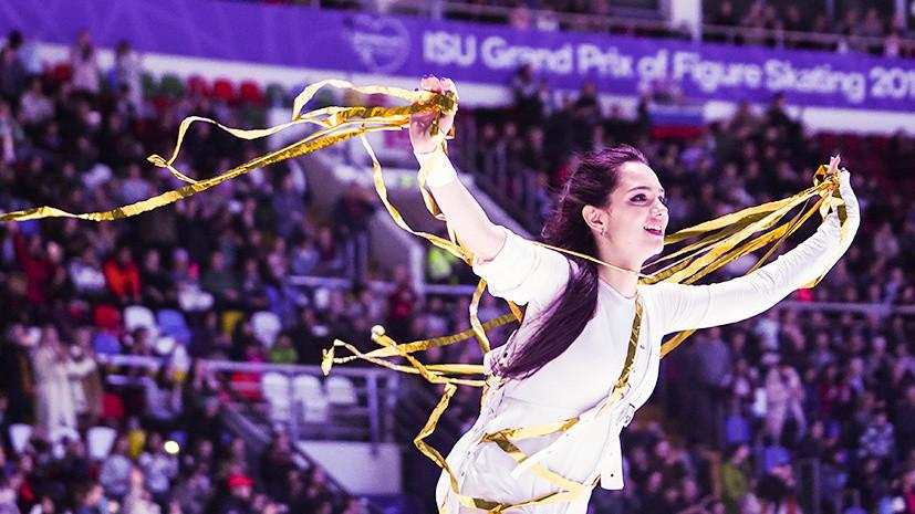 «Жене будет сложно на чемпионате страны»: Бутырская о катании Медведевой, четверных Трусовой и составе сборной на ЧЕ