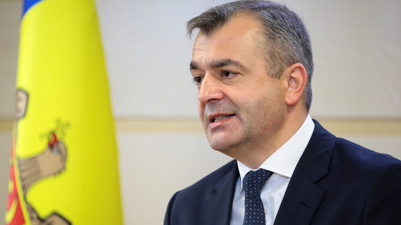 Премьер Молдавии заявил о намерении посетить Москву