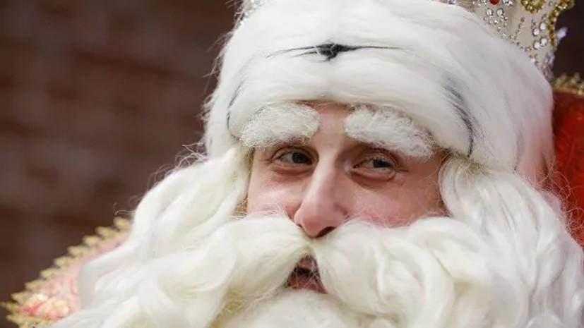Названы самые популярные желания детей в письмах Деду Морозу