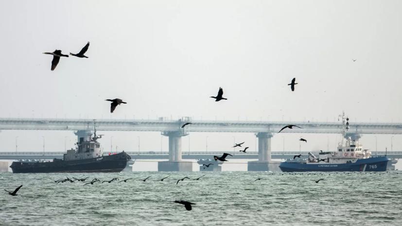 Украина не откажется от иска к России в Гааге после передачи кораблей