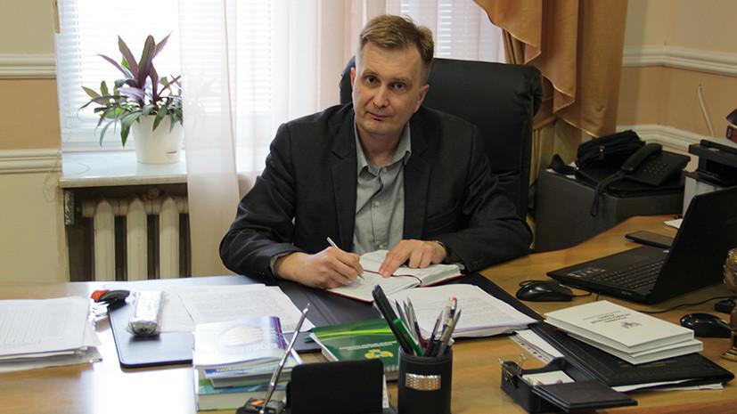 Заместитель генпрокурора ДНР Роман Белоус: Украина выбрала свой путь, мы — свой