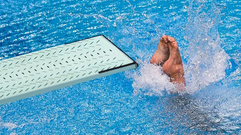 Россияне Шишканова и Шкляр завоевали серебро на этапе Гран-при по прыжкам в воду