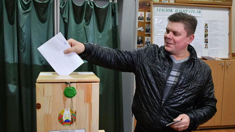В ОБСЕ заявили о несоответствии выборов в Белоруссии нормам демократии