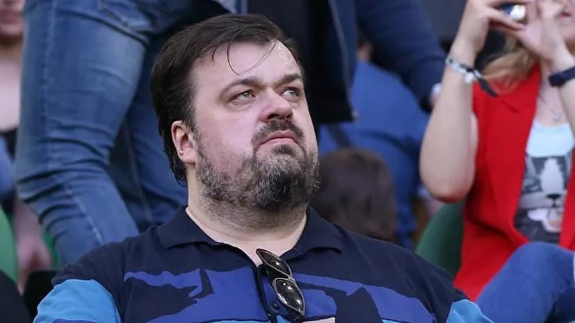 Уткин ответил на шутку украинского комментатора о сборной России