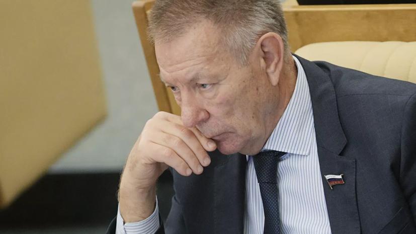 Суд лишил водительских прав депутата Госдумы Герасименко