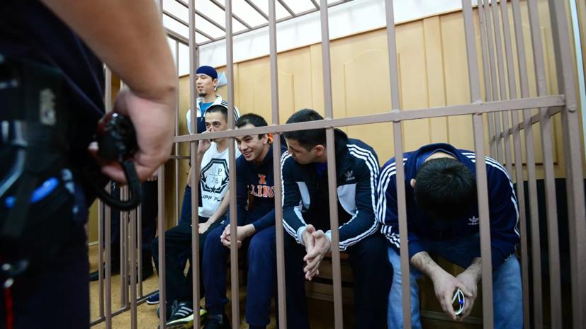 Для фигурантов дела о теракте в Петербурге просят пожизненные сроки