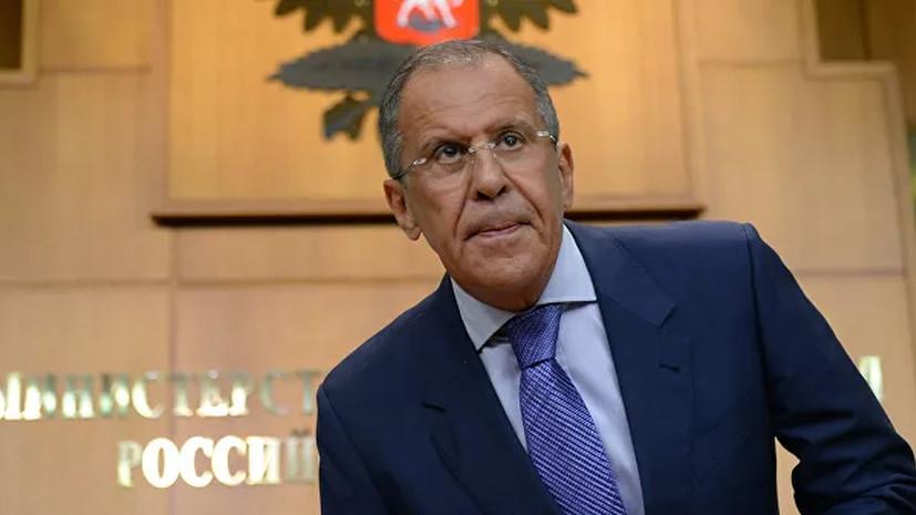 Лавров назвал Россию и Белоруссию единомышленниками