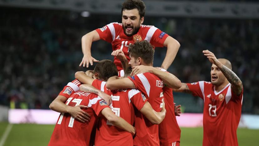 Сборные России и Молдавии по футболу проведут товарищеский матч
