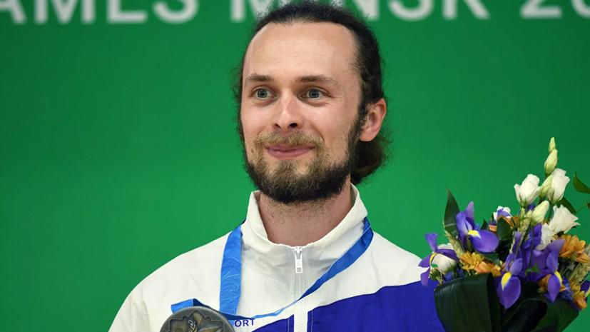 Каменский завоевал бронзу в финале Кубка мира по стрельбе