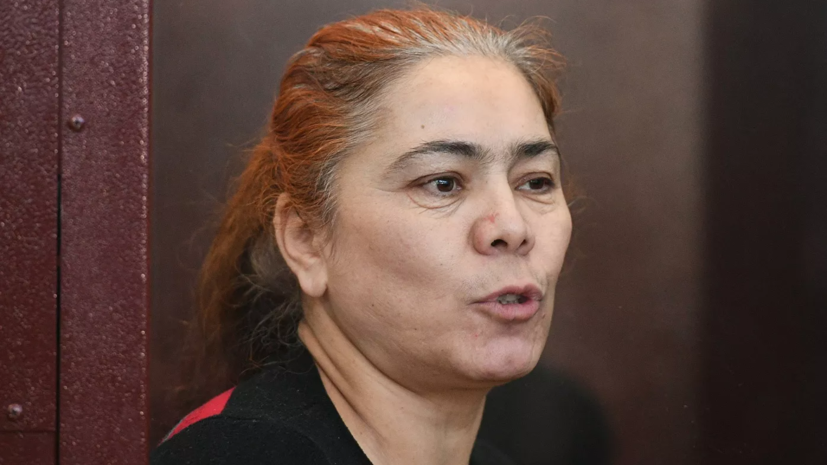 Прокурор просит 20 лет колонии для обвиняемой во взрыве в Петербурге