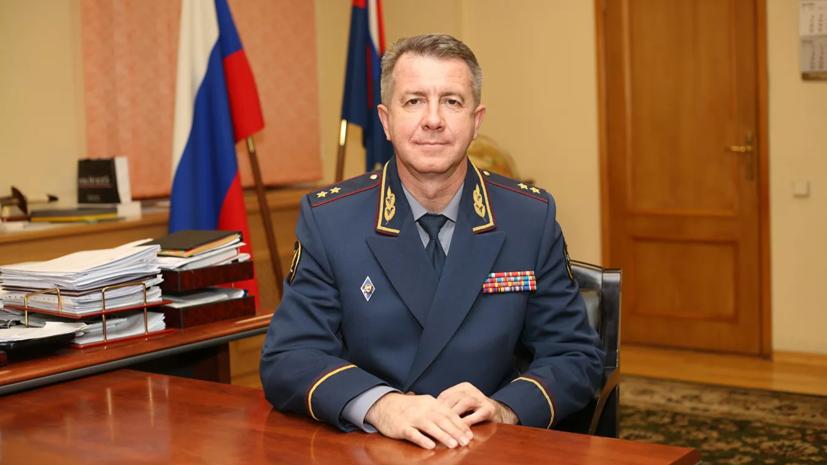 ФСИН не получала рапорт замглавы службы Максименко об увольнении
