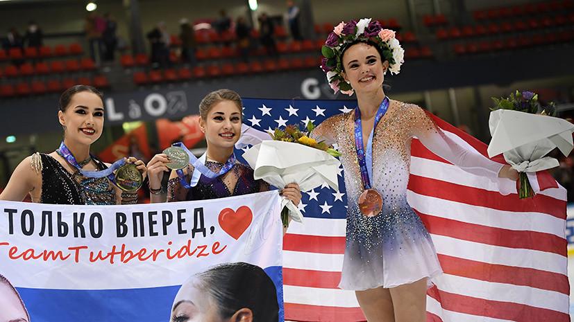 «Меня шокировала прямота Арутюняна»: Белл об отношениях с тренерами, горах игрушек Медведевой и мастерстве Туктамышевой