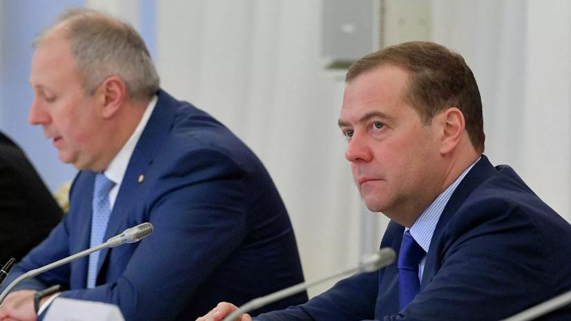 Россия и Белоруссия подготовят новые версии дорожных карт по интеграции