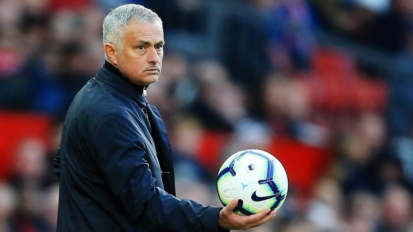 Президент «Тоттенхэма» объяснил назначение Моуринью главным тренером команды