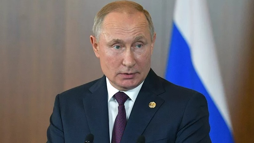 Путин назвал скромными результаты работы по повышению доходов граждан