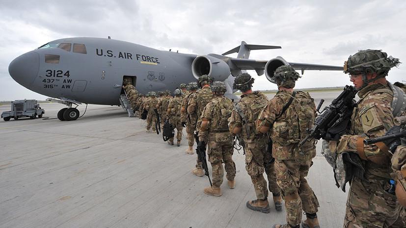 «Продемонстрировать вовлечённость»: зачем США наращивают военное присутствие в Саудовской Аравии