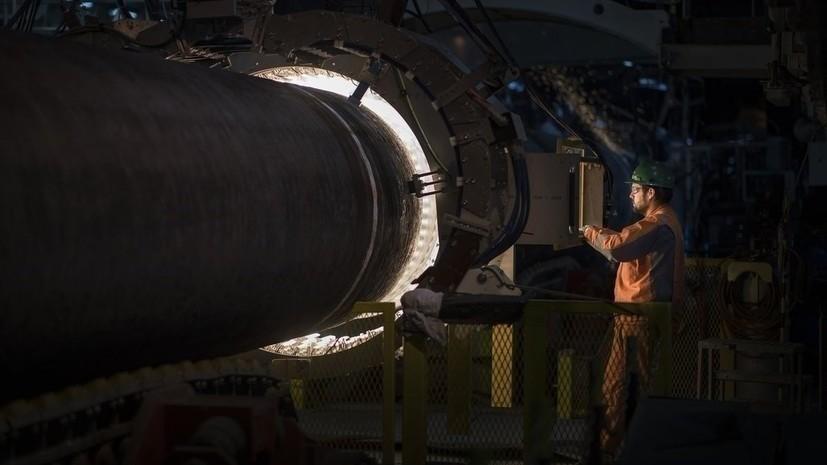 Новак допустил поставки газа по «Северному потоку — 2» в 2019 году