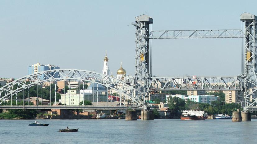 В Ростове-на-Дону из-за погоды введут режим повышенной готовности