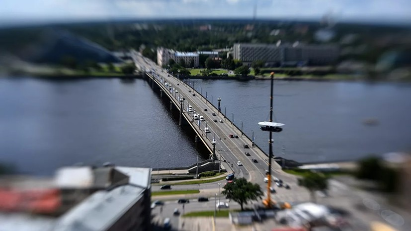Россия озабочена запретом на вещание российских каналов в Латвии