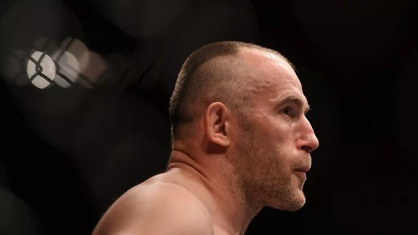 Олейник проведёт следующий бой в UFC 18 января