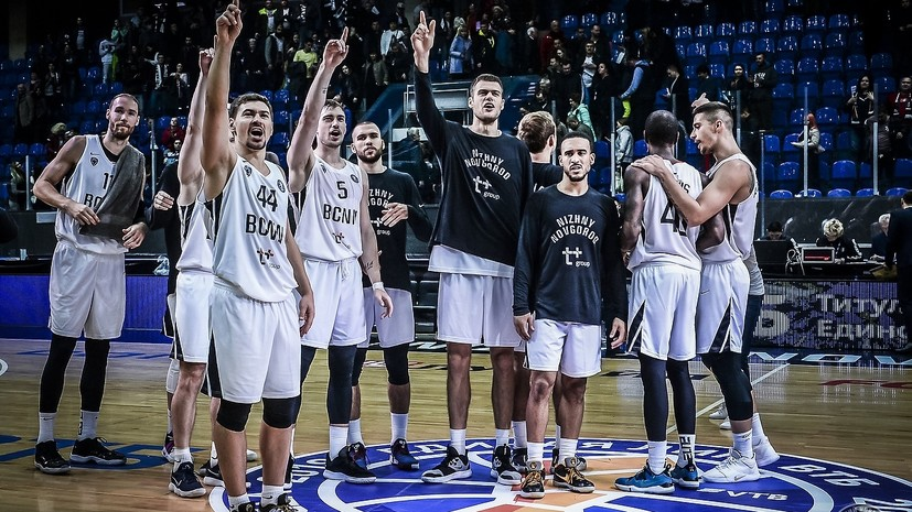 «Нижний Новгород» уступил «Газиантепу» в матче баскетбольной Лиги чемпионов