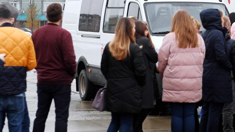 В городах России образовались очереди за справками для водителей